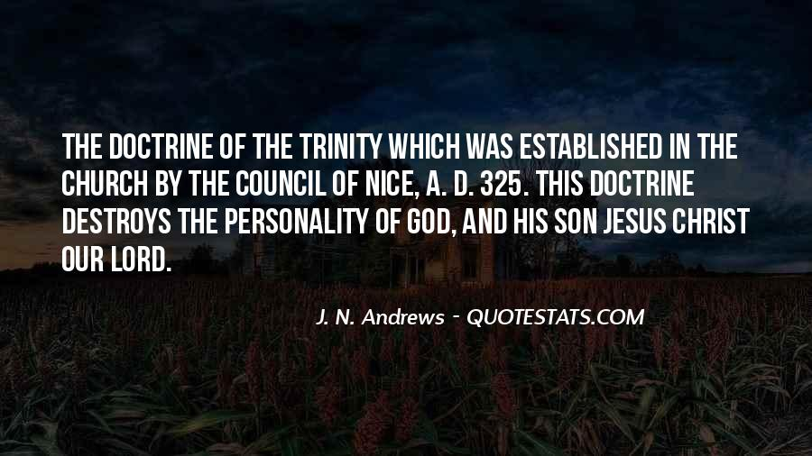 Jesus Christ The Son Of God Quotes #172474
