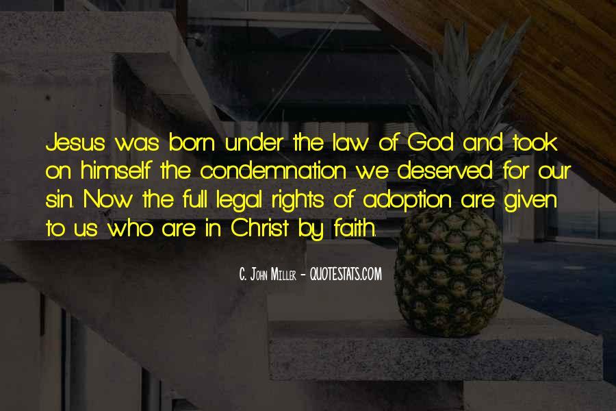 Jesus Christ Was Born Quotes #1546003