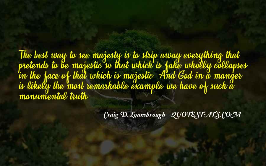 Jesus Manger Quotes #1579207