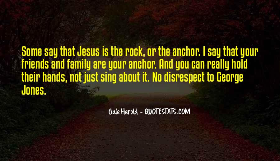 Top 37 Jesus My Rock Quotes: Famous Quotes & Sayings About ...