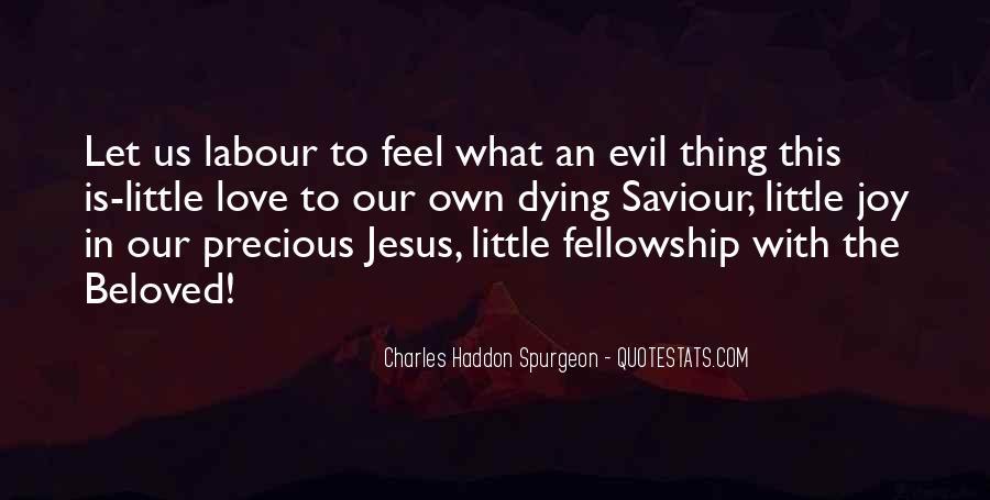 Jesus My Saviour Quotes #1144047