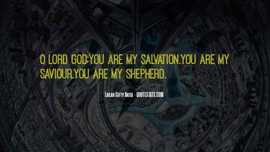 Jesus My Saviour Quotes #1247022