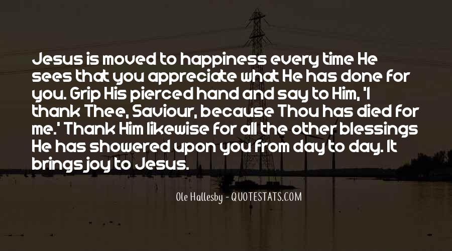Jesus My Saviour Quotes #1345675