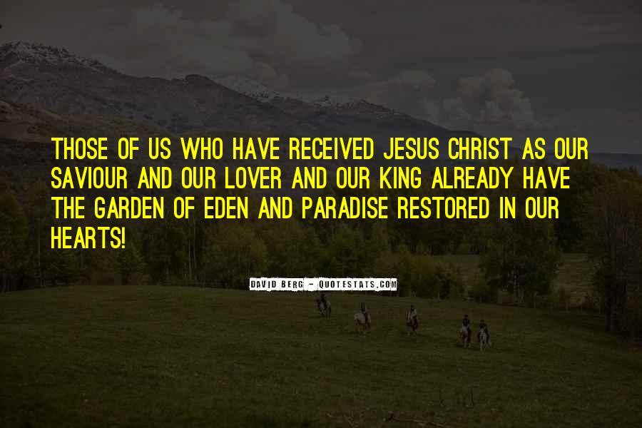 Jesus My Saviour Quotes #1600240