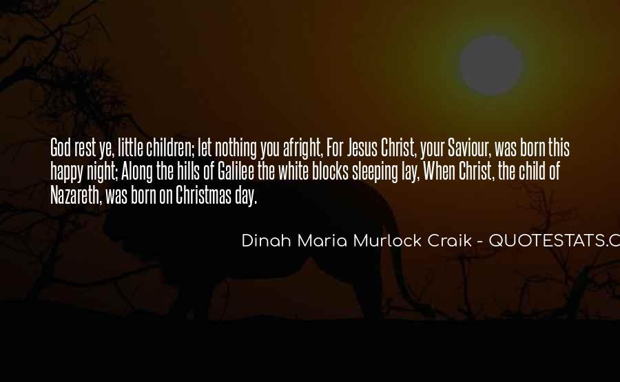 Jesus My Saviour Quotes #1749209