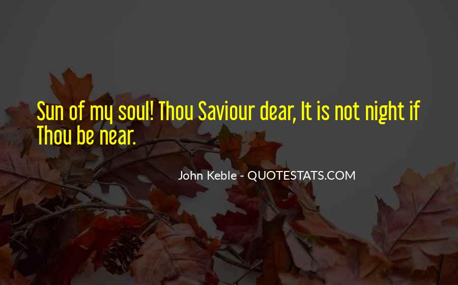 Jesus My Saviour Quotes #291594