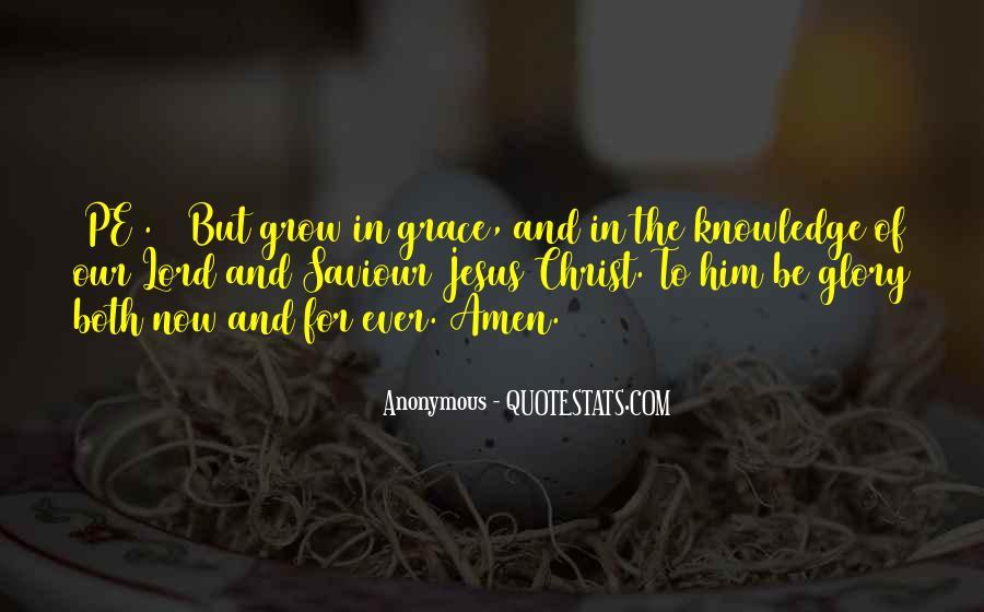 Jesus My Saviour Quotes #353884