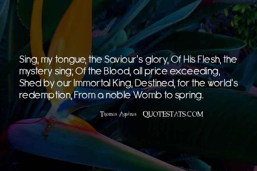 Jesus My Saviour Quotes #491121