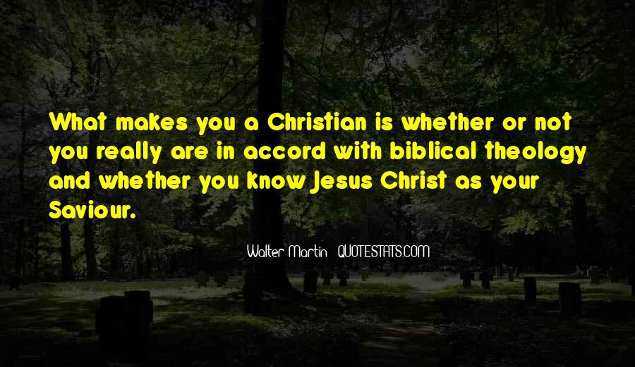 Jesus My Saviour Quotes #496146