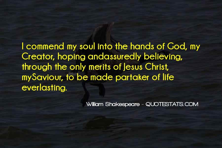 Jesus My Saviour Quotes #520946