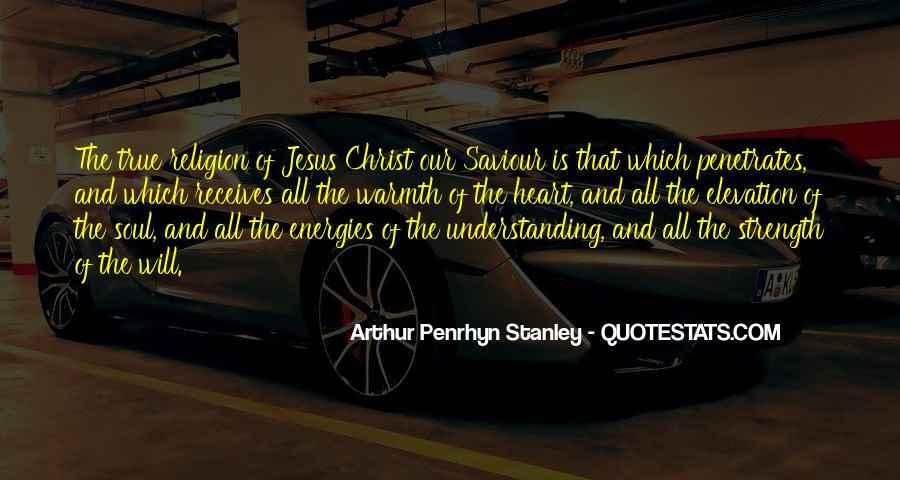 Jesus My Saviour Quotes #712494