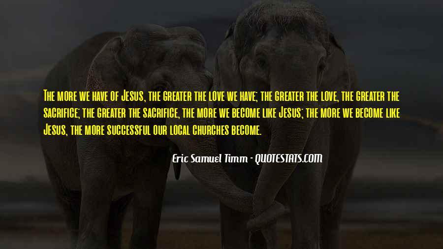 Jesus Sacrifice Bible Quotes #1134395