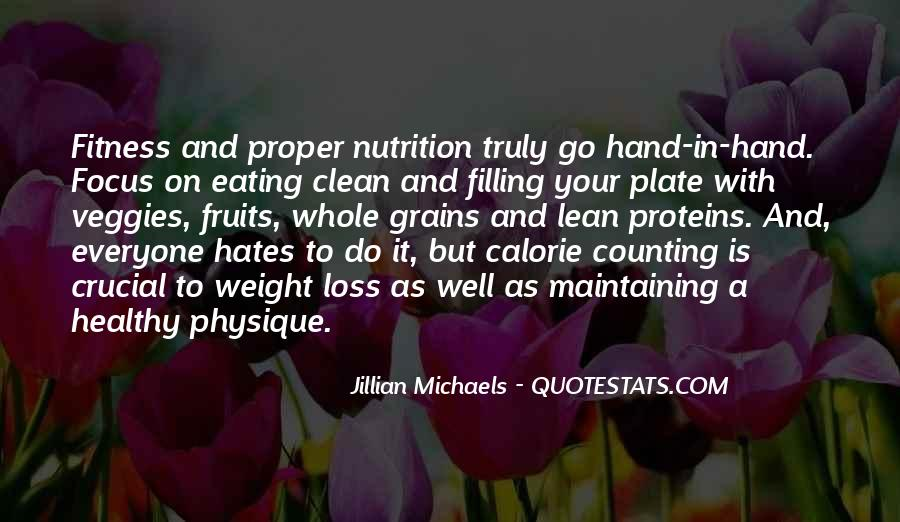 Jillian Michaels Weight Loss Quotes #1338869