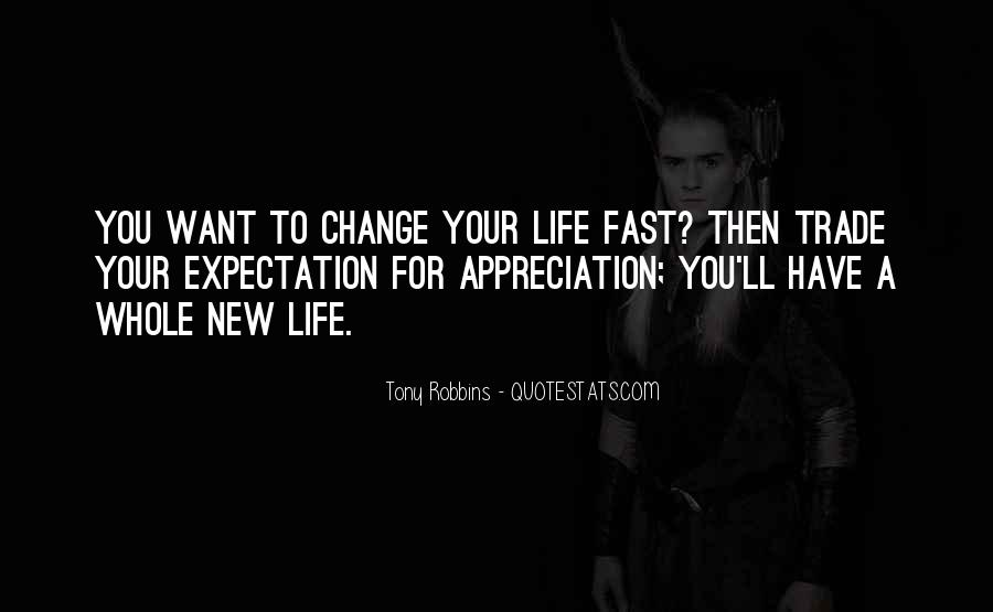 Quotes About Expectation Life #1032741