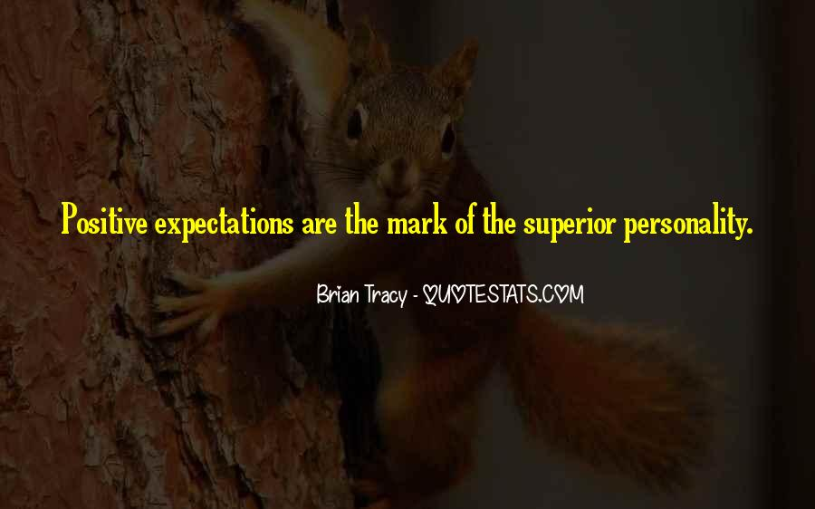 Quotes About Expectation Life #1186974