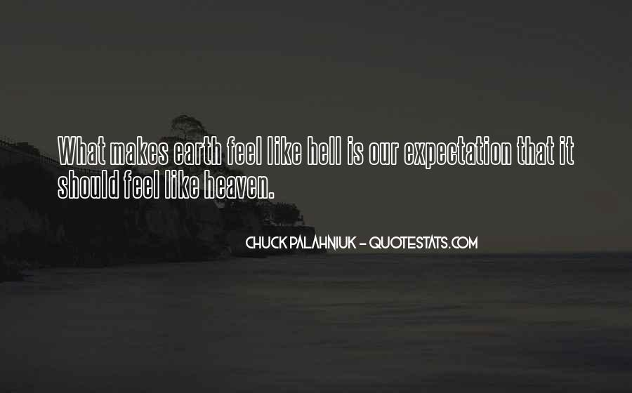 Quotes About Expectation Life #1313321