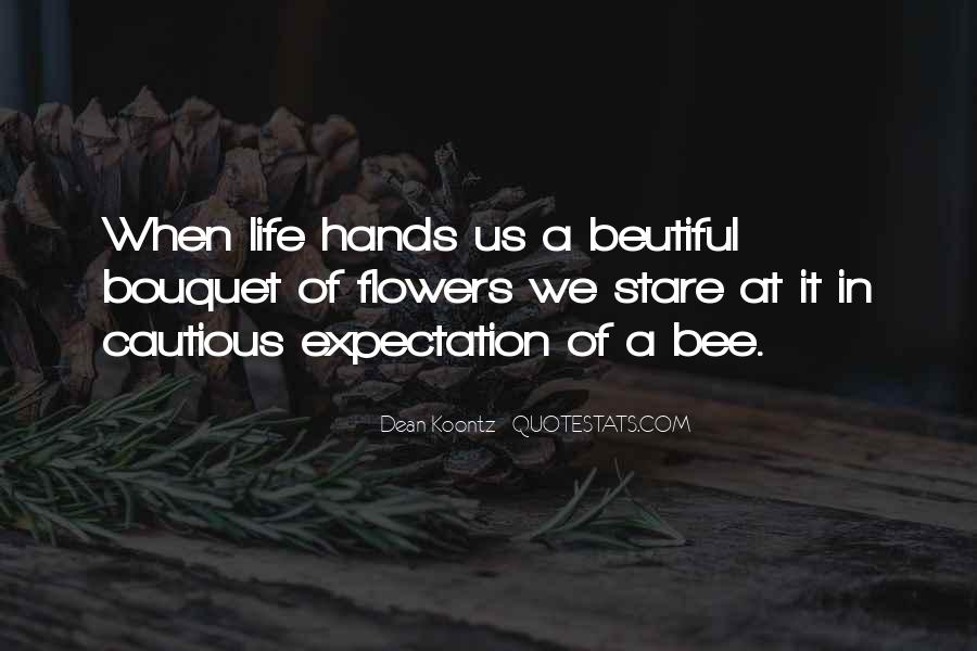 Quotes About Expectation Life #1319471