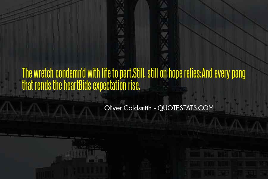 Quotes About Expectation Life #1429332