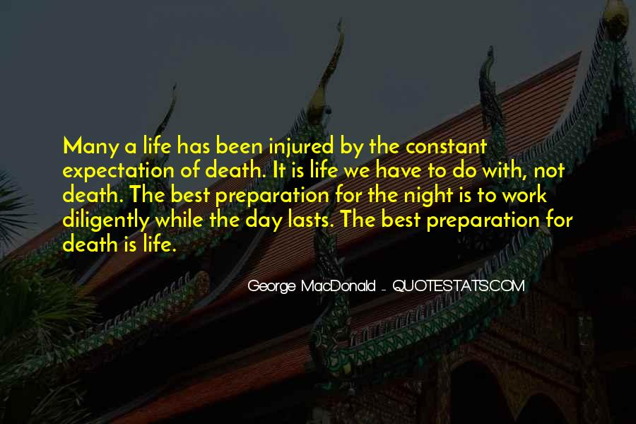 Quotes About Expectation Life #1513736