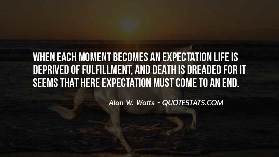 Quotes About Expectation Life #380241