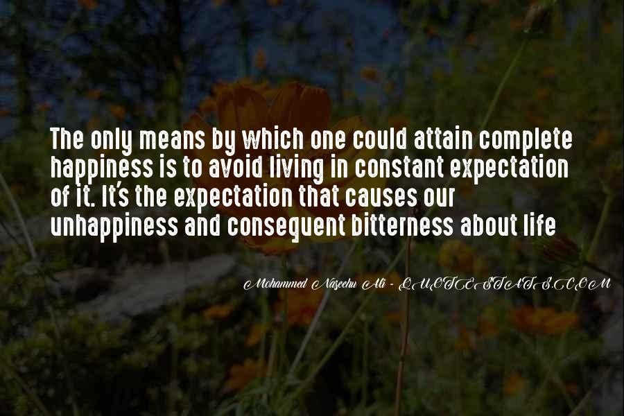 Quotes About Expectation Life #395303