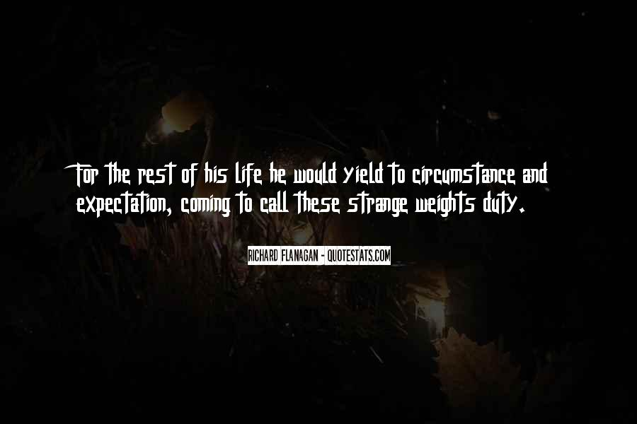 Quotes About Expectation Life #397525