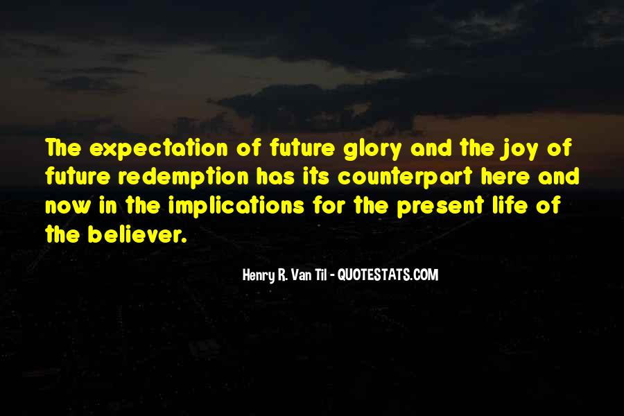 Quotes About Expectation Life #443550
