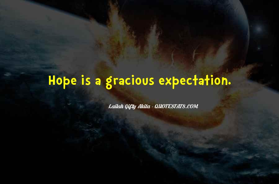 Quotes About Expectation Life #846464