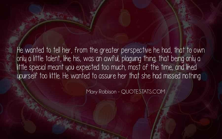 Quotes About Expectation Life #848241