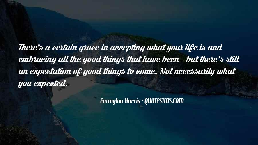 Quotes About Expectation Life #979201