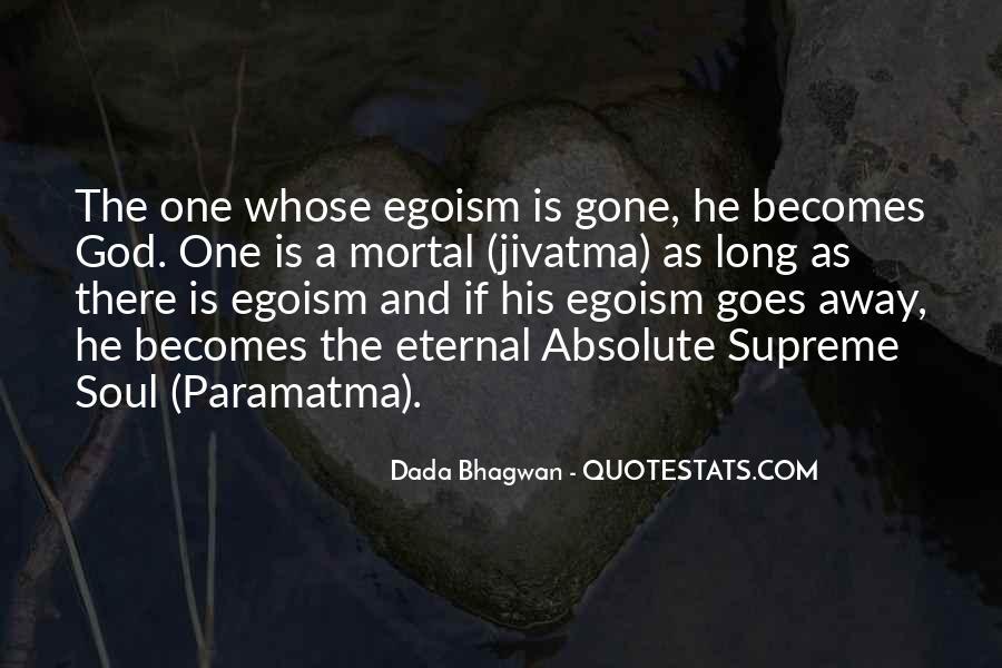 Jivatma And Paramatma Quotes #240494