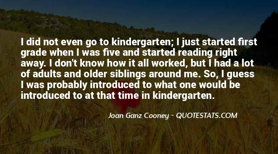 Joan Cooney Quotes #174993