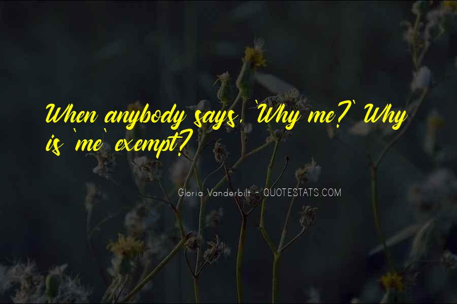 Quotes About Exempt #195314