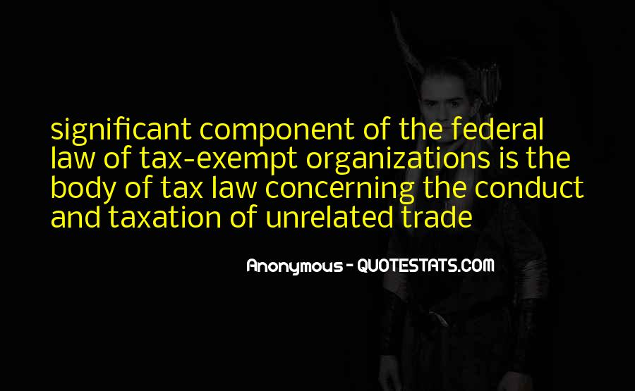 Quotes About Exempt #52508
