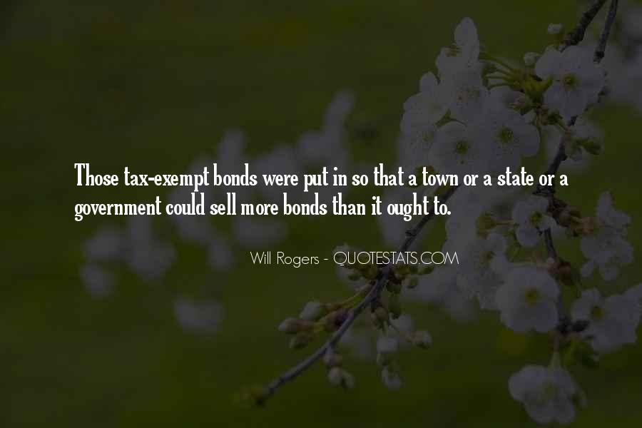 Quotes About Exempt #930953