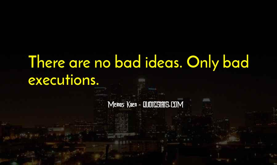 Quotes About Executions #1247226