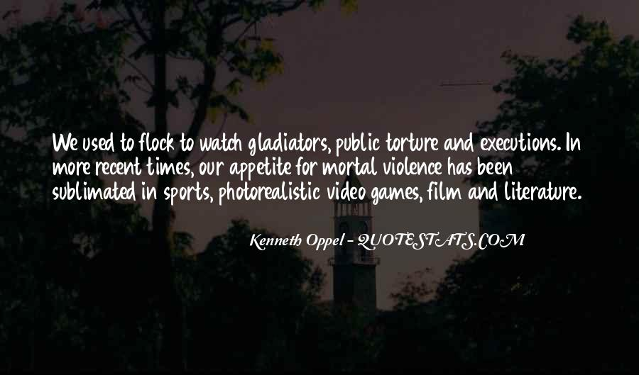 Quotes About Executions #1251375