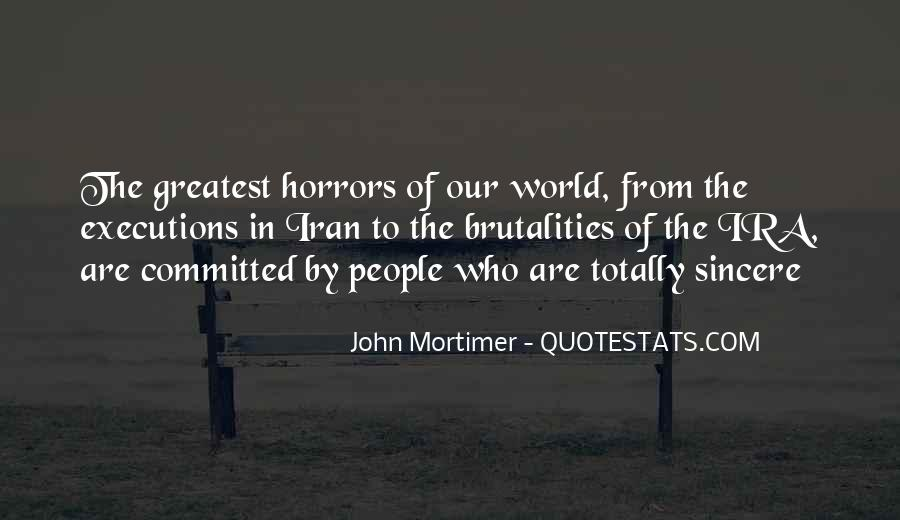 Quotes About Executions #1328917