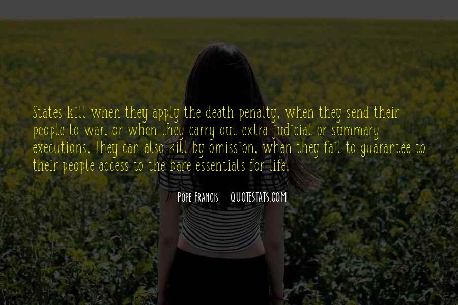Quotes About Executions #1373798