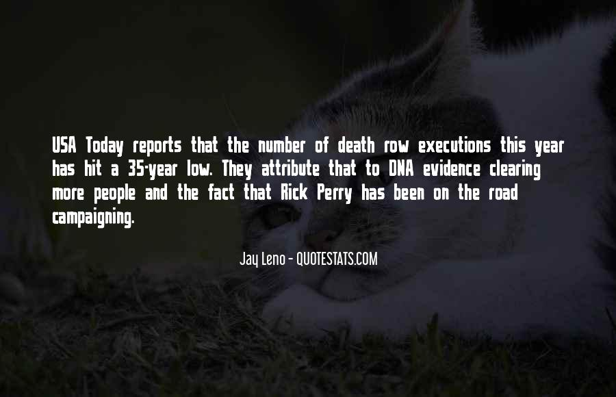 Quotes About Executions #738943