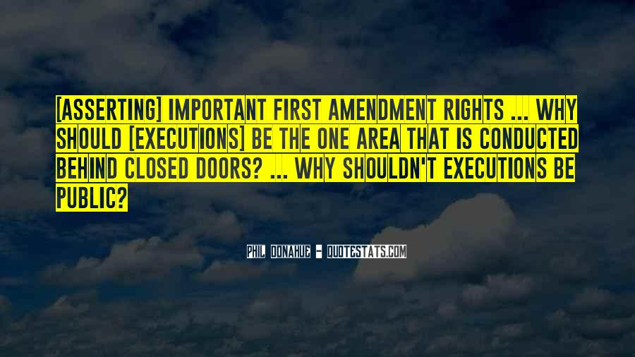 Quotes About Executions #943540