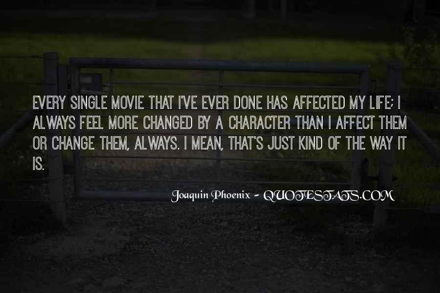 Joaquin Phoenix Movie Quotes #1262910