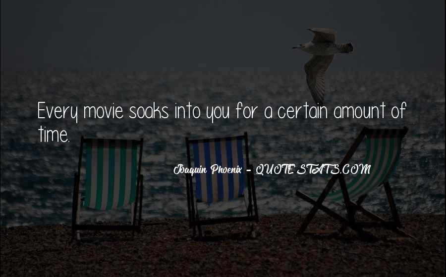 Joaquin Phoenix Movie Quotes #1850644