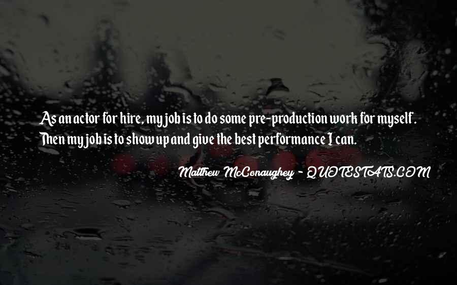 Job And Work Quotes #111414