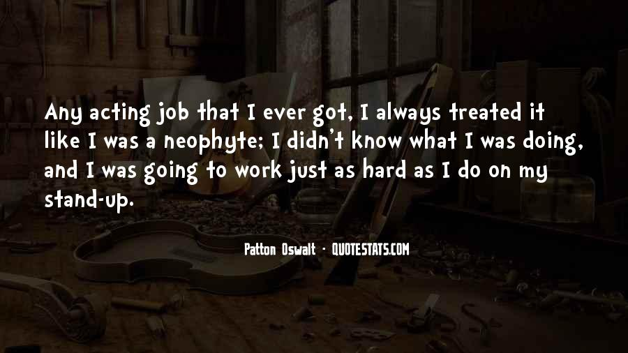 Job And Work Quotes #120030