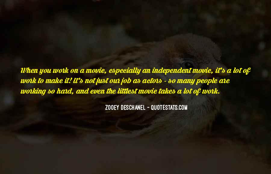 Job And Work Quotes #126197
