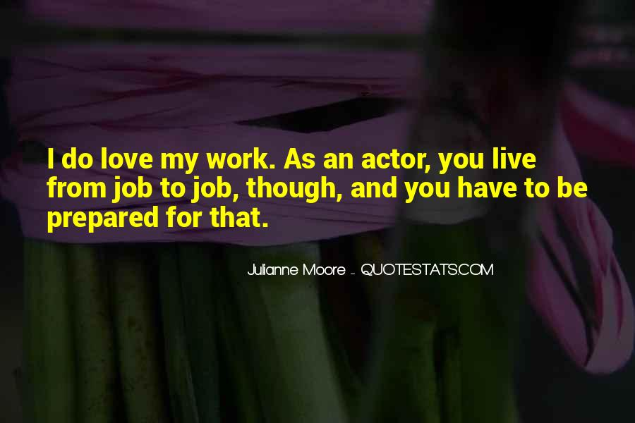Job And Work Quotes #148927