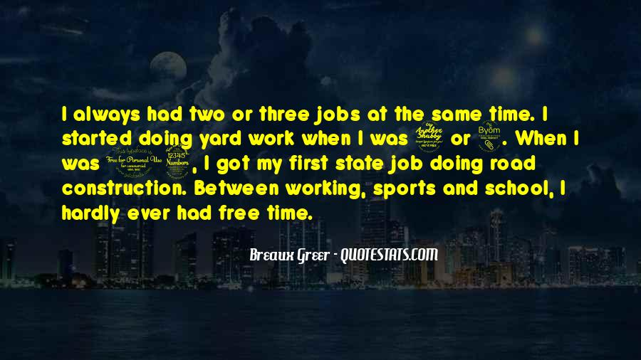 Job And Work Quotes #151697