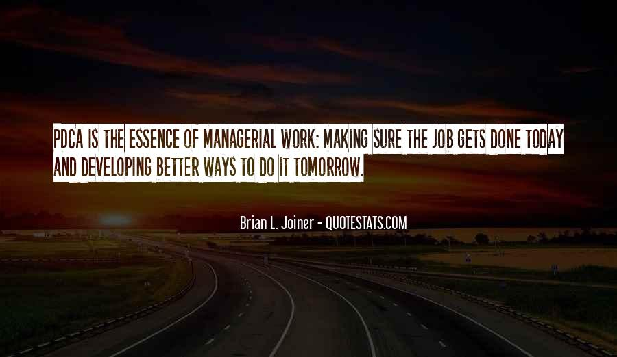 Job And Work Quotes #158434