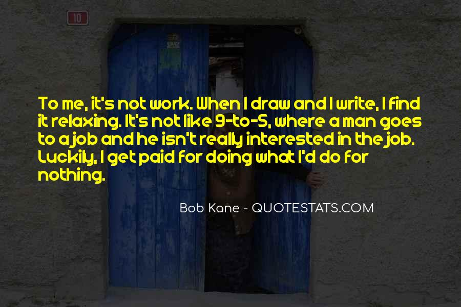 Job And Work Quotes #28349